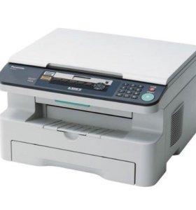 Принтер,сканер,копир(3в1)Panasonic km-mb263
