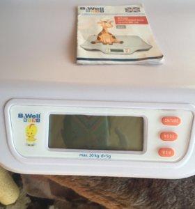 Весы для малышей (до 20 кг.)