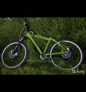 Велосипед Cronus punky 2.0