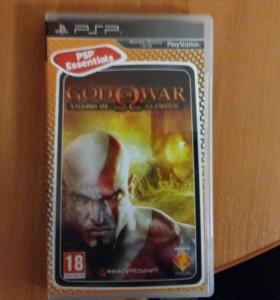 """Игра для PSP """"God Of War"""" СРОЧНО!"""