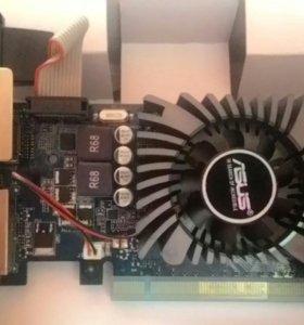 Видеокарта ASUS GeForce GT 730, 1 Гб GDDR5
