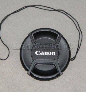 Защитная крышка для Canon 67 мм