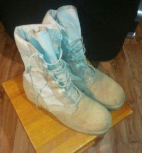 Ботинки армейские размер 42-43