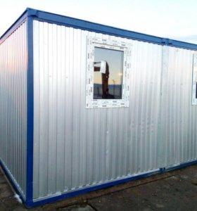 Модульное здание МК-02
