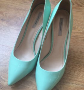 Туфли лаковые Paolo Conte