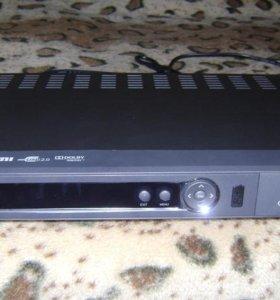 Спутниковое TV Continent CHD-02/IR