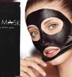 Чёрная маска 😷