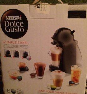 Капсульная кофемашина Nescafé