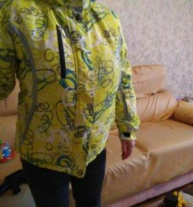 Зимняя куртка мембрана