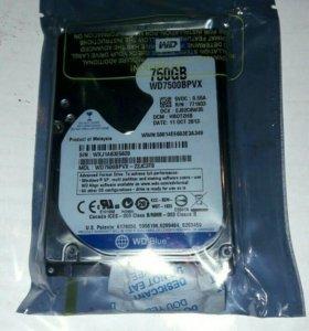 Жесткий диск для ноутбука 750 гб