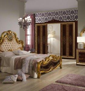 Продам спальню Анита- отличного качества, в бежево