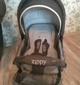 Zippy new silver 2 в 1