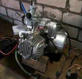 Двигатель альфа 110