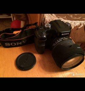 Зеркальная фотокамера Sony