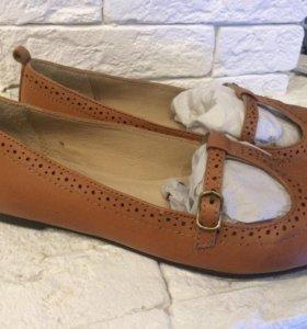 Massimo Dutti новые туфельки