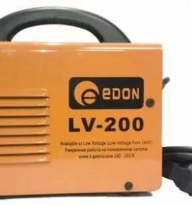 Сварка инвертор Эдон 200