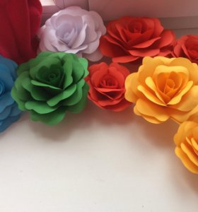 Цветы для фотозоны