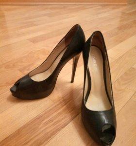 Туфли кожанные Cesare Gaspari