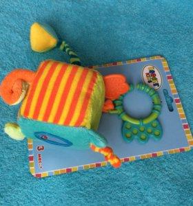 Игрушка-подвеска на детскую кроватку/коляску