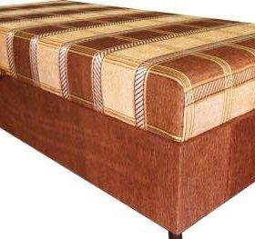 Тахта кровать на пружинном блоке