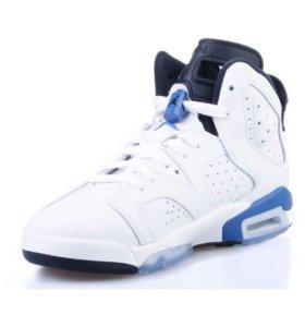 Nike Air Jordan 6 Sport Blue