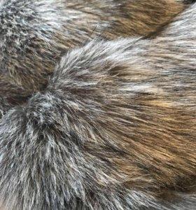 Меховая жилетка экомех