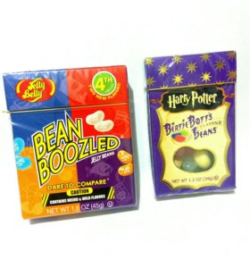 Been Boozled and Harry Potter