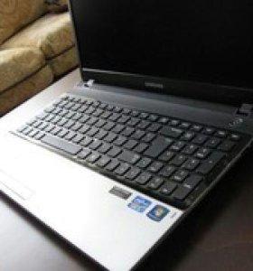 Геймерский 17 дюймов HD 1600 на 900, 4 ядра Ноутбу