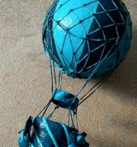 """Handmade. Воздушный шар """"Лагуна """""""