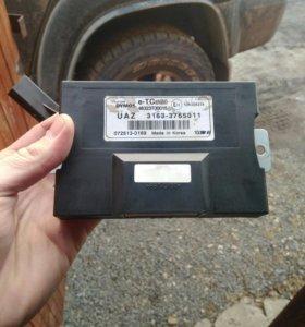 Блок управления РК УАЗ 3163-3765011