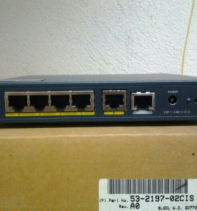 Cisco pix 501 маршрутизатор