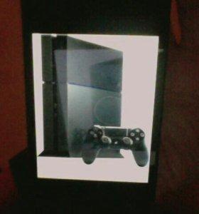 игровая приставка ps4 500gb