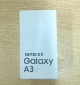 Samsung A3 2017 новый не активированный