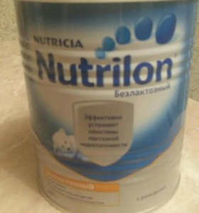 Nutrition Безлактозный