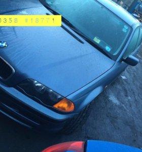 ✅  двигатель BMW 3 E46