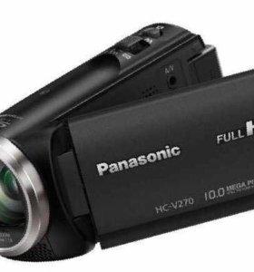 Видеокамера Panasonic HC-V270