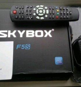 Спутниковый ресивер Skybox F5S Full HD