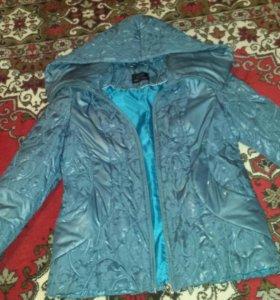 Куртка новая 52 р-р