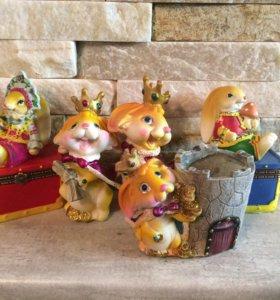 Шкатулки сувениры