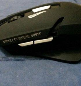 Игровая Беспроводная компьютерная мышка (новые)