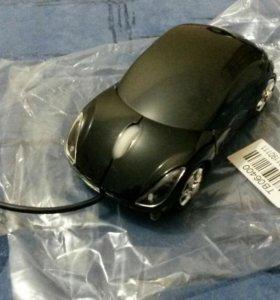 Мышь автомобиль (новая)