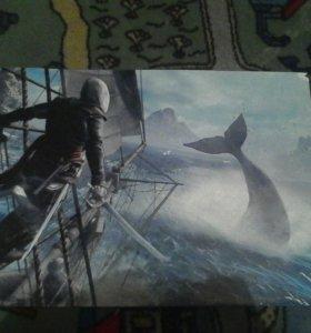 Постеры с игровыми персонажами!