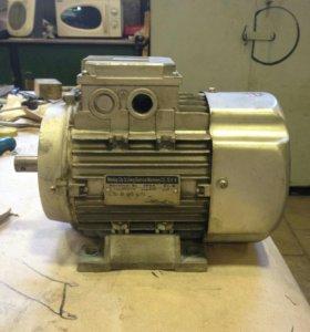 Электродвигатель 0,55кв/930об/мин.