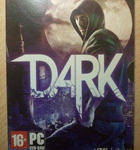 Диск с игрой Dark для ПК