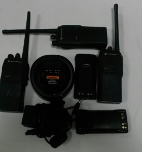 Набор рации Motorola gp340