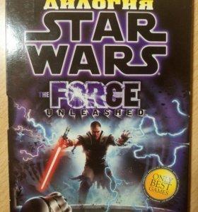 Диск с дилогией Star Wars для ПК