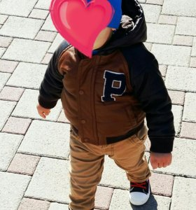 Куртка на на мальчика