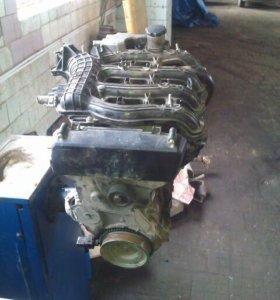 Двигатель 1.6 16 кл.приора