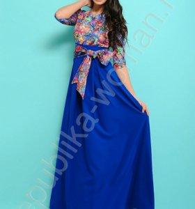 Красивое новое  платье. SOGO Турция
