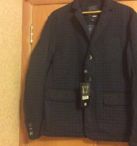 Куртка  мужская  пиджак демисезонная новая р54